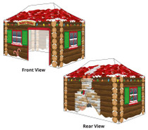Pop Up Santa's Grotto - Package Three