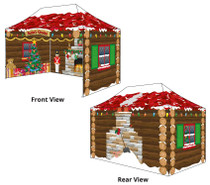 Pop Up Santa's Grotto - Package Two