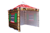 Pop Up Santa's Grotto Package Four