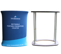 Rectangle promotional Display counter & Frame