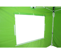 3m x 3m Lime Green Sidewall Set (Clearance) - S30/S32/S40/Compact Models
