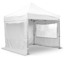 4m x 4m White Sidewall Set (Clearance) - S50 Models