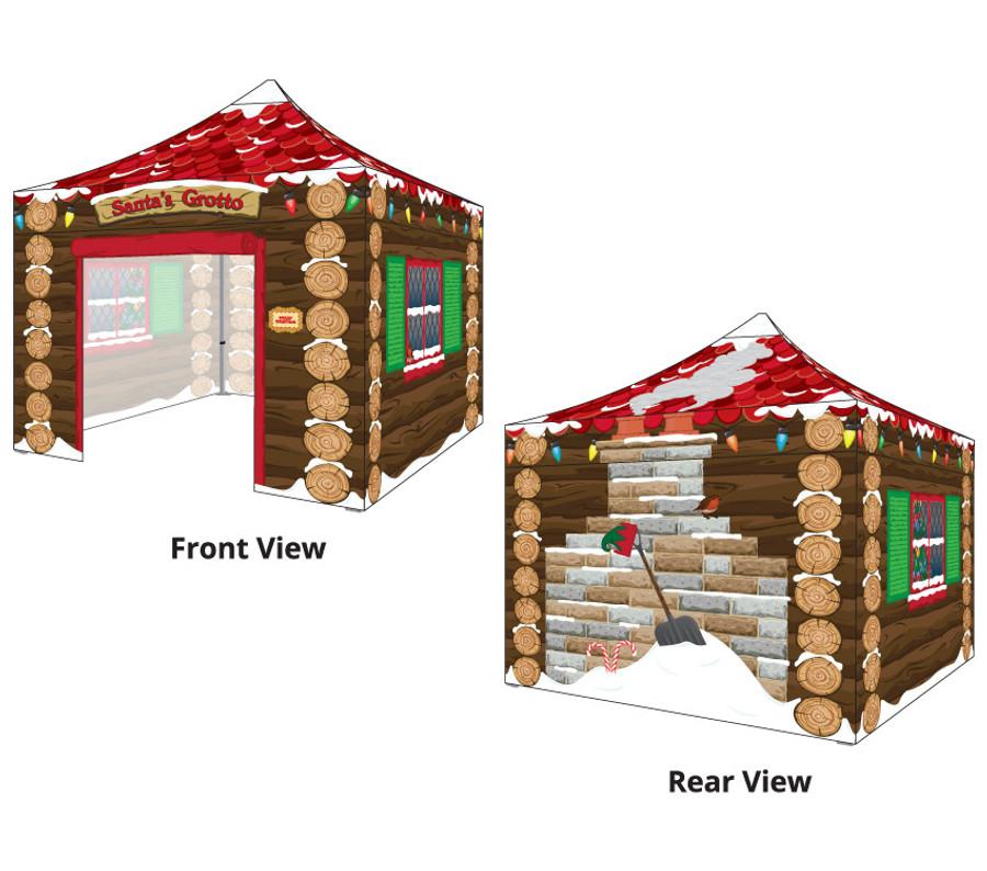 Christmas Santa's Grotto