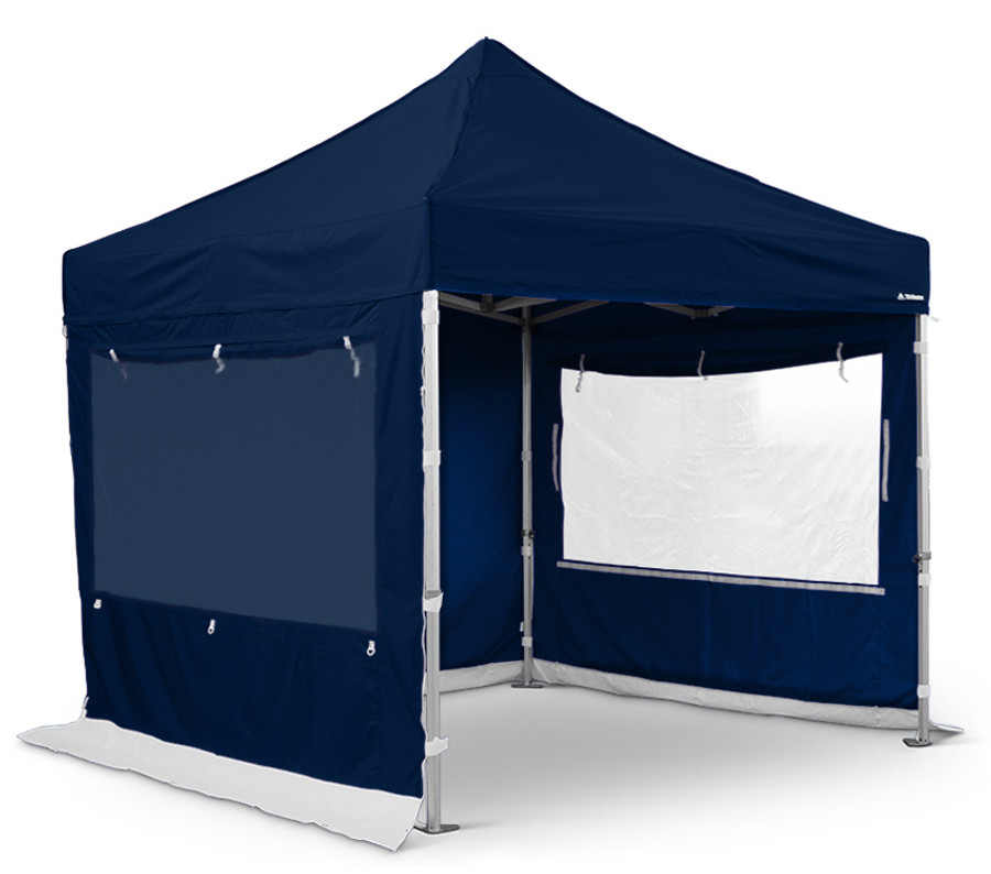 3m x 3m Navy Blue Sidewall Set (Clearance) - S50 Models