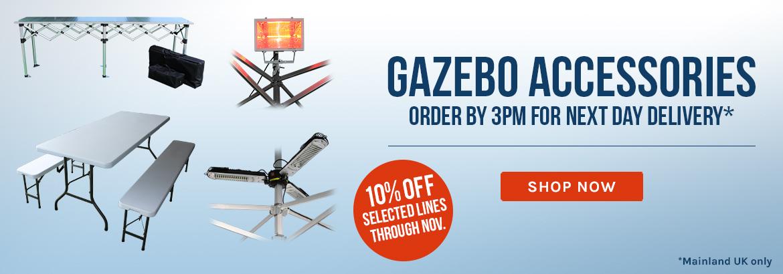 Gazebo Accessories