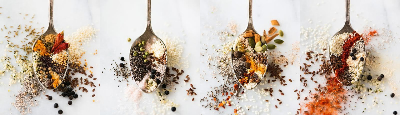 Superfood Spice Blends