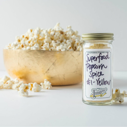 Superfood Popcorn Spice #1