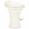 Dometic™ Sealand 310 RV Bathroom Toilet - Porcelain - Foot Flush - Bone