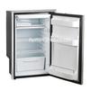 Vitrifrigo C85IXD4-F RV Electric Refrigerator Freezer Stainless Steel - AC/DC - 3.2 CF