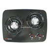 Suburban 3071ABK 2-Burner Drop-In Cooktop - Black