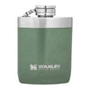 Stanley 10-02892-063 Camping Unbreakable Hip Flask - 8 oz - Green