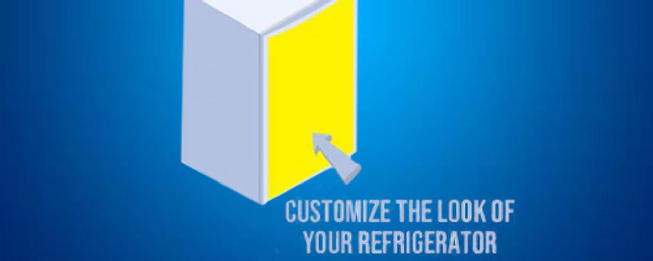 Refrigerator Door Panels