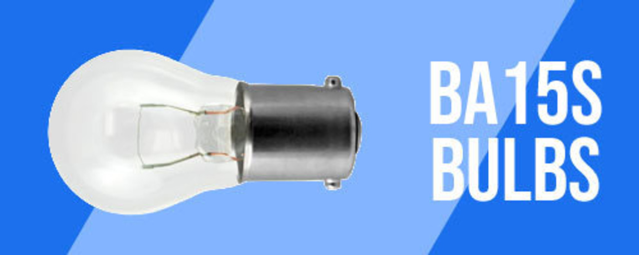 BA15S Bulbs