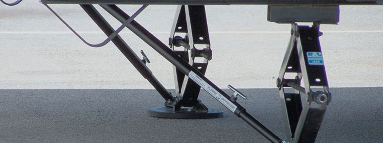 Travel Trailer Stabilizer Jacks