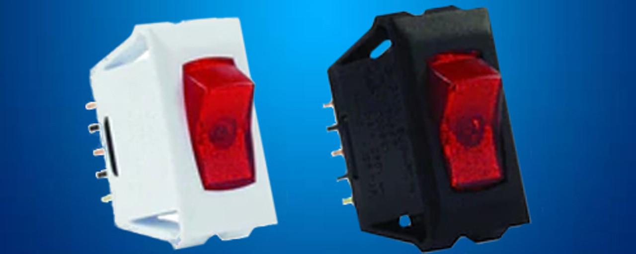 Illuminated On / Off Switches