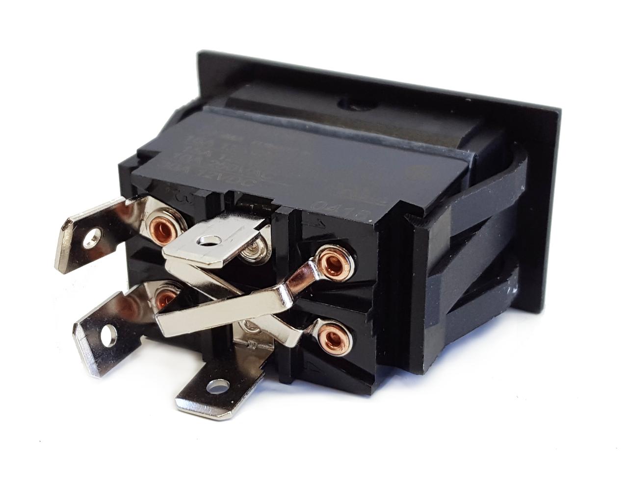 fan tastic k9001 09 replacement reverse switch Dual Electric Fan Wiring Diagram