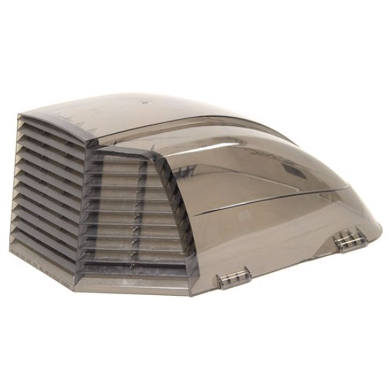 Roof Vent Covers >> Maxxair 00 933073 Maxxair Ii Rv Roof Vent Cover Smoke