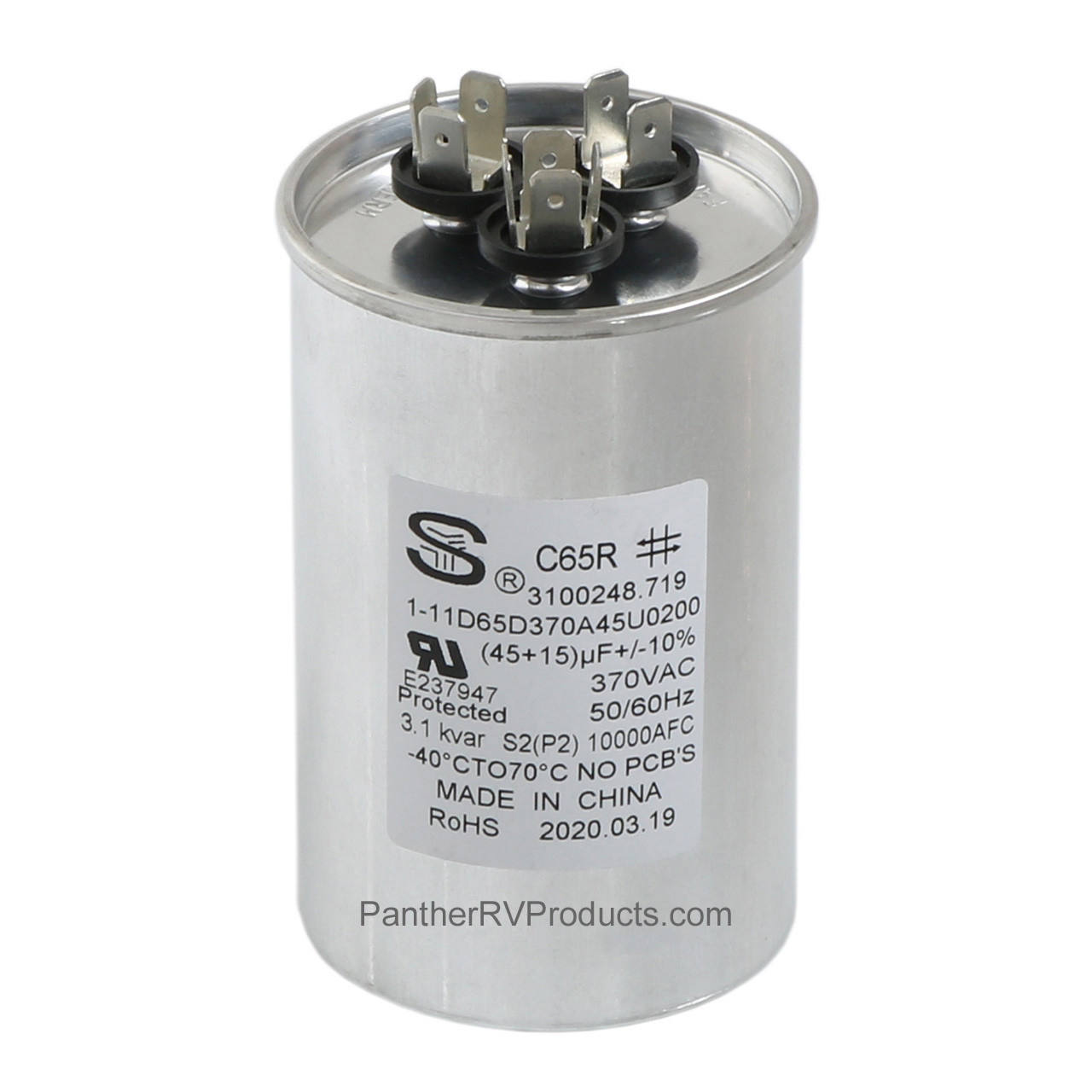 Details about  /CAPACITOR .0062MFD 1200VDC 5/% NNB