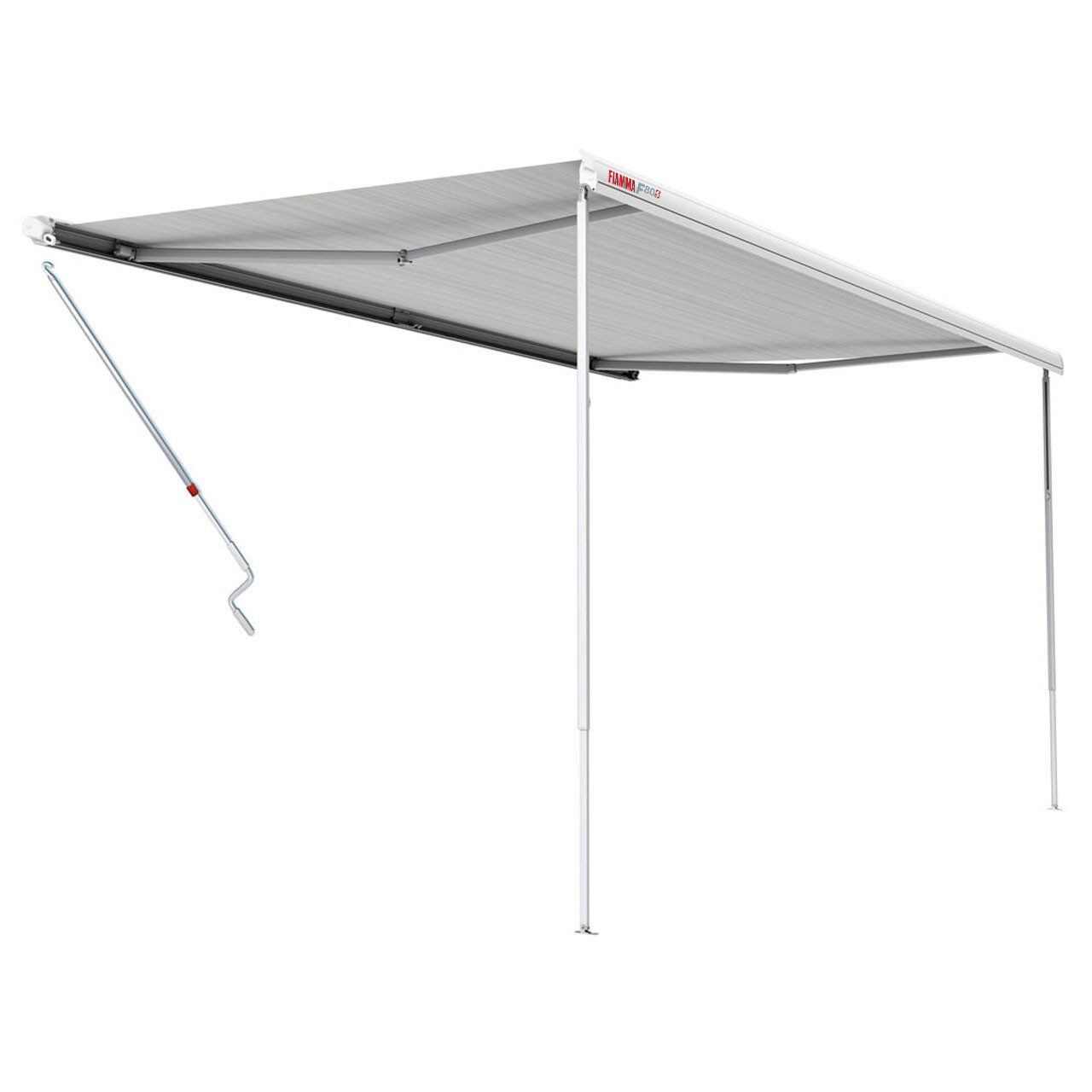 Fiamma 07830d01r Camper Van F80s Patio Awning 3 7m 12 2 White Case