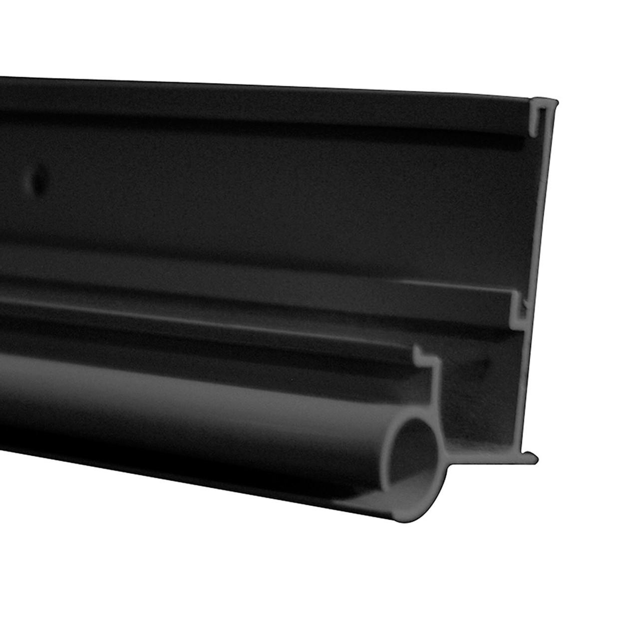 5 Pack AP Products 021-85002-16 Black Aluminum Insert Roof Edge 16
