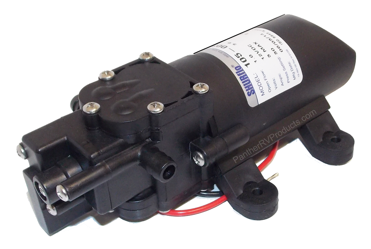 Shurflo Water Pump >> Shurflo 105 003 Small Rv Marine Fresh Water Pump
