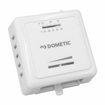 Dometic™ Atwood 38453 RV Furnace Temp. Control Thermostat - White