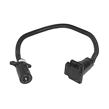 """Torklift 7-pin wiring pigtail for 36"""" extension W6036"""