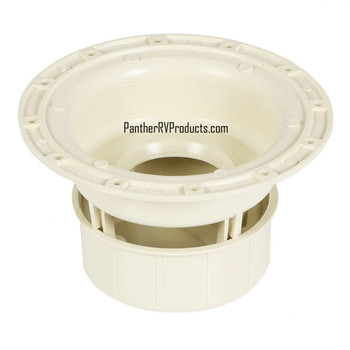 Ventline V2049-03 RV Plumbing Sewer Vent Cap - Colonial White