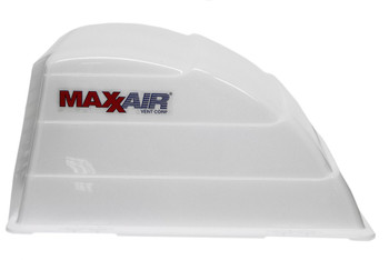 Maxxair 00-933066 RV Roof Vent Weather Cover - White