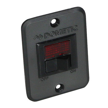 Dometic™ Atwood 91959 OEM RV Water Heater Ignition Switch - Black