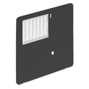 Dometic™ Atwood 93963 Water Heater Exterior Access Door 10 Gal. - Black
