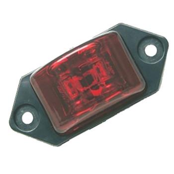 ECO Series L04-0048R LED Marker Light 2 Diode