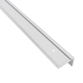 AP Products 021-85201-8 Long Leg Corner Trim Molding - White - 8 Ft.