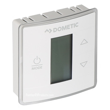Dometic 3316250.700 Single Zone CT Thermostat (Cool/Furnace) - White