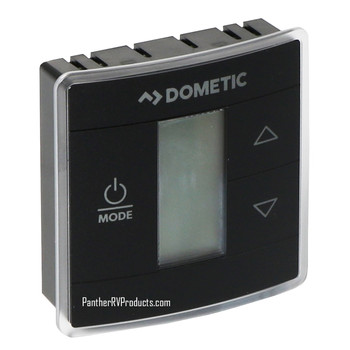 Dometic 3316250.712 Single Zone CT Thermostat (Cool/Furnace) - Black