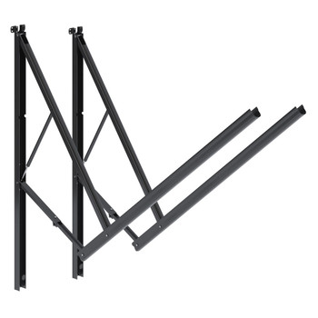Dometic™ A&E 8952002.400UL RV 9100 Power Awning Arm Hardware Kit - Standard - Black