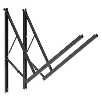 Dometic™ A&E 8952002.400UL RV 9100 Power Awning Arm Hardware Kit - Standard - Black
