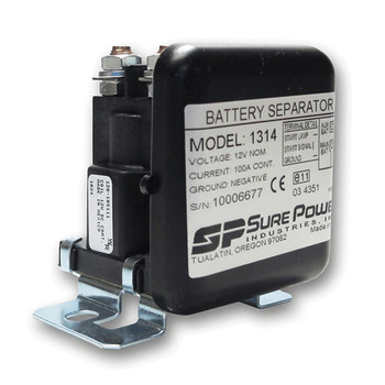Sure Power 1314A  Uni-Directional Battery Separator