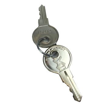 Valterra A524VP Replacement Key For Valterra Cam Locks 751