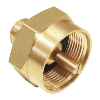 Marshall ME488 Propane Disposable Cylinder Brass Adapter