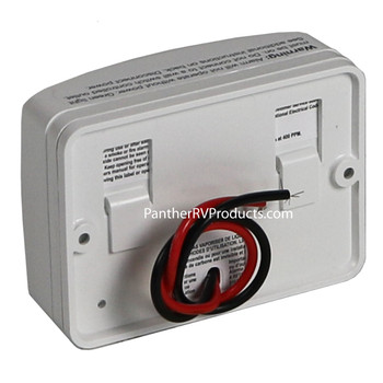 Safe T Alert 25-741-WT Mini  Dual Carbon Monoxide and Propane Gas Alarm - White