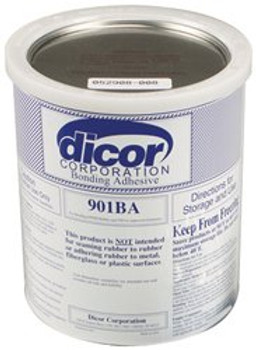 Dicor 901BA-Q Rubber Roofing Bonding Adhesive - 1 Quart
