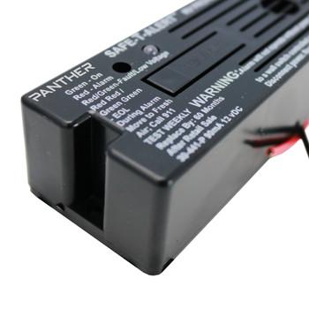 35-741-BL Safe-T-Alert Combo Carbon Monoxide Propane Alarm Surface Mount ...