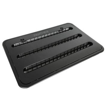 Dometic 3316941.005 RV Refrigerator Vent Assembly - Black