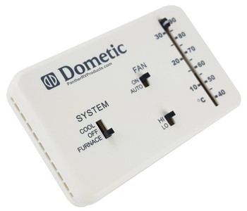 Dometic™ (Duo-Therm) 3106995.032 Thermostat 6-Wire Analog Control Heat/Cool