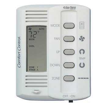 Dometic™ Duo-Therm 3109228.001 A/C 5-Button Comfort Control Center