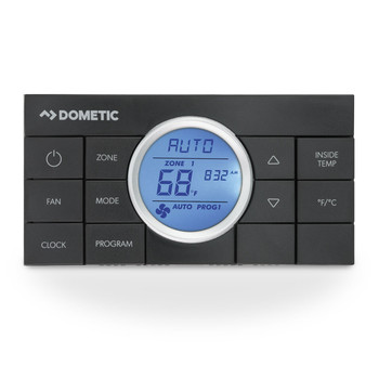 Dometic 3314082.000 T-Stat 10-button Comfort Control 2 - Black