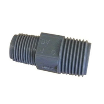 "Zurn Pex  QC32T Coupler Fitting 1/2"" MPT  x 3/8"" MPT"