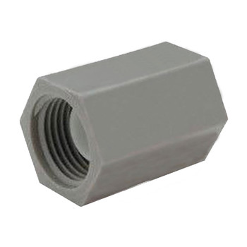 "Zurn Pex  QC33F Coupler Fitting 1/2"" FPT"