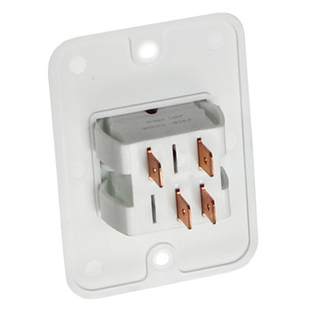 Atwood 91859 Water Heater Switch Package Kit -  White